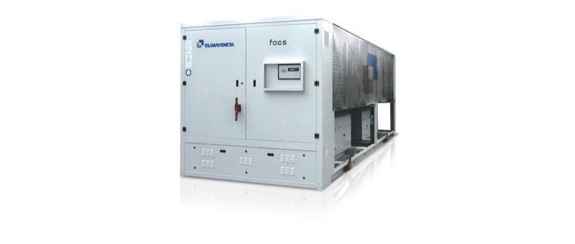 Air Cooled Chillers with Screw Compressors