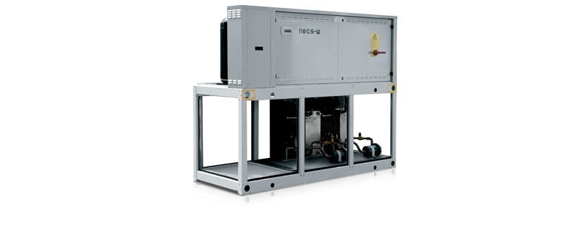 Water Cooled Chillers with Scroll Compressors