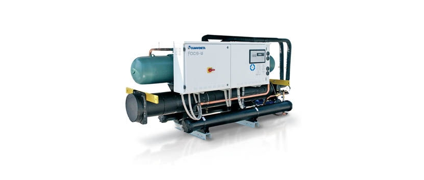 Special Water Cooled Chillers